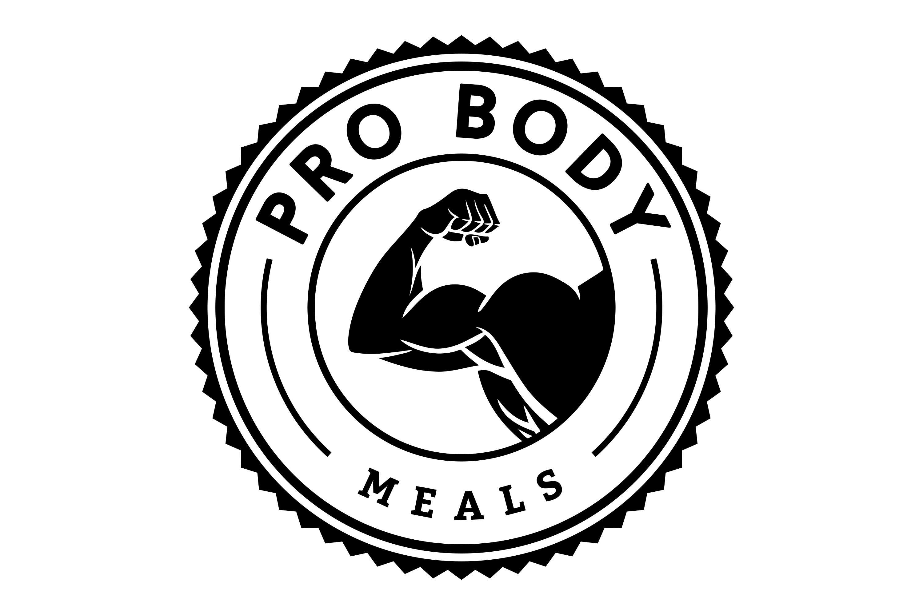 Pro Body Meals